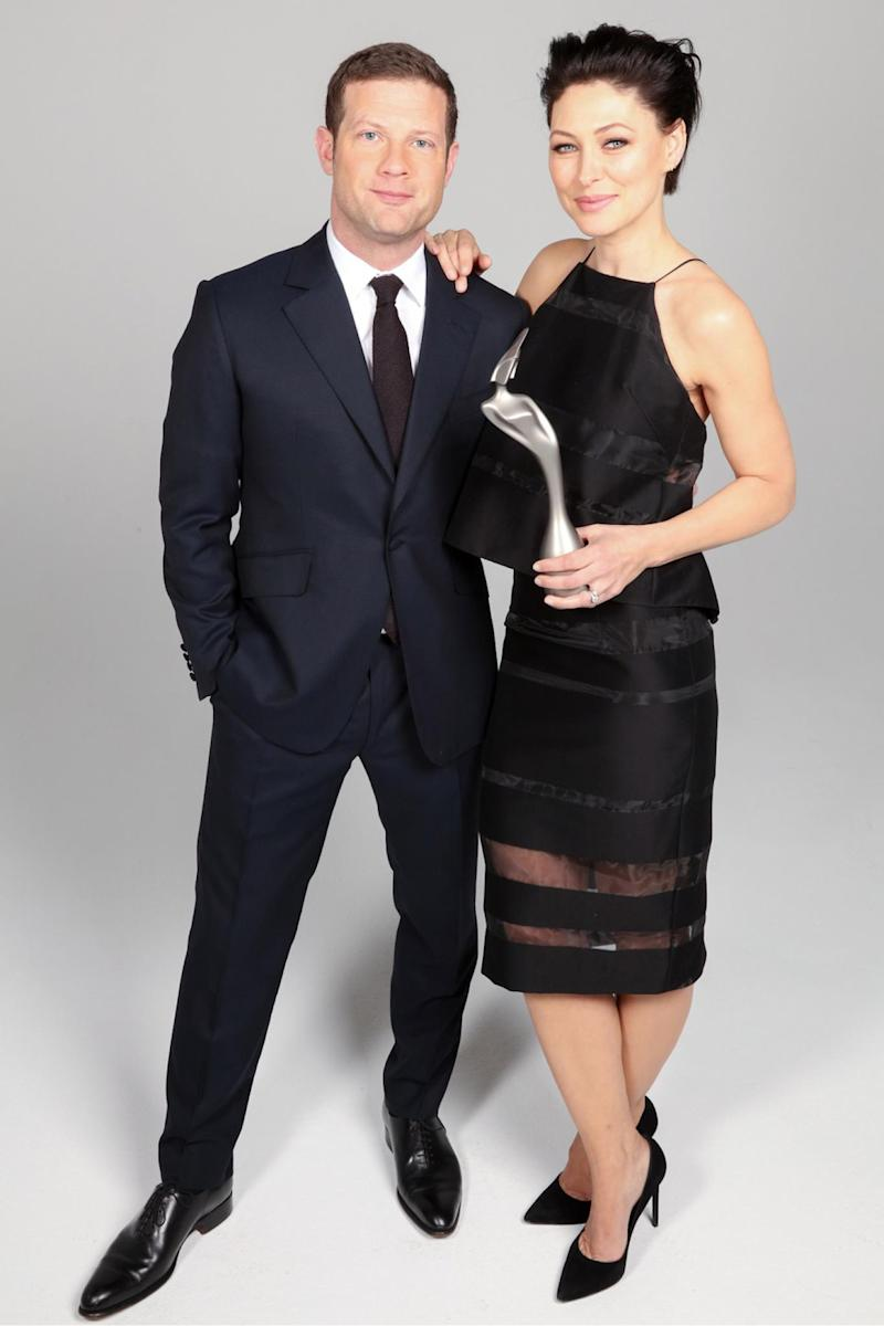 Hosts with the most: Dermot O'Leary and Emma Willis (John Marshall - jmenternational.com)