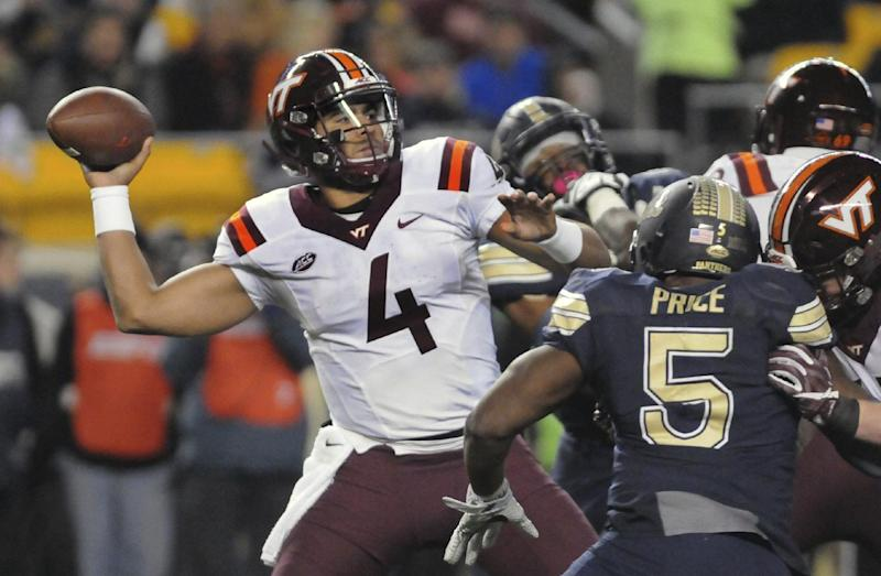 Virginia Tech at Pittsburgh Preview Capsule
