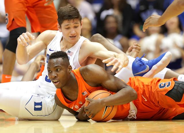 Syracuse flummoxed Michigan State's offense in the round of 32. Can it do the same to Duke in the Sweet 16?