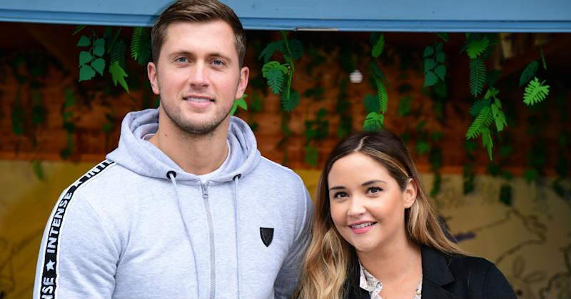 Jacqueline Jossa: 'He knows he's done wrong' I'm a Celebrity star on husband Dan Osborne