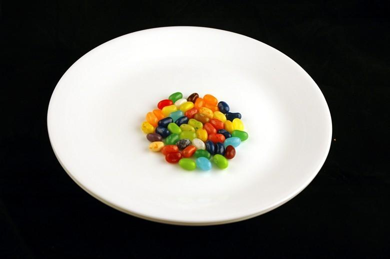 """<div class=""""caption-credit""""> Photo by: Wisegeek.com</div>We love jelly beans, but 200 calories worth of them won't take you very far. <br>"""