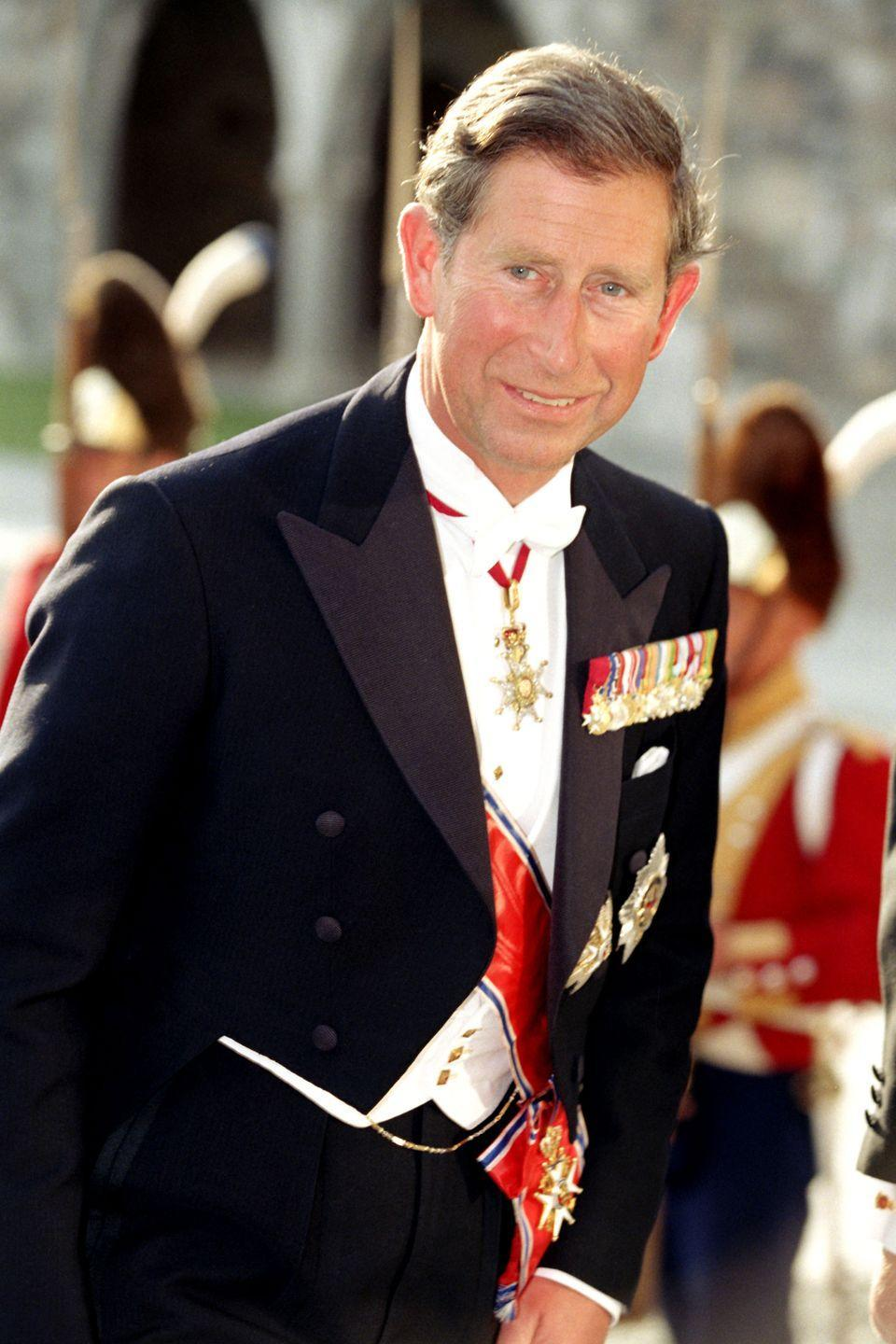 <p>Attending King Harald and Queen Sonja's birthday celebrations in Norway.</p>