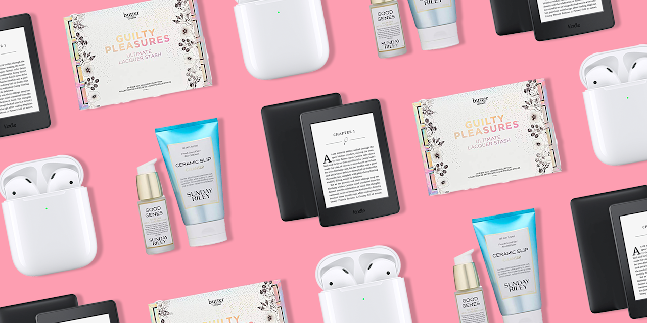 """<p><a href=""""https://www.oprahmag.com/life/a28353407/when-is-amazon-prime-day-2019/"""" target=""""_blank"""">Amazon Prime Day</a>, one of the biggest shopping events of the year, is finally here, and a few items from the 2018 list of <a href=""""https://www.oprahmag.com/life/a24483259/oprah-favorite-things-2018/"""" target=""""_blank"""">Oprah's Favorite Things</a> are currently on sale. So, if you've been flirting with getting an early start on holiday shopping, or you've been eyeing those <a href=""""http://www.amazon.com/dp/B07PYLT6DN/"""" target=""""_blank"""">Apple AirPods</a> since Oprah first raved about them, this list for you. </p>"""