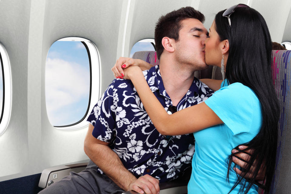 A flight attendant has revealed her secrets of the mile high club. Photo: Getty Images
