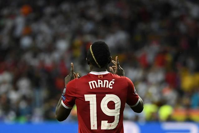 Sadio Mane insists he is happy at Liverpool amid Real Madrid speculation