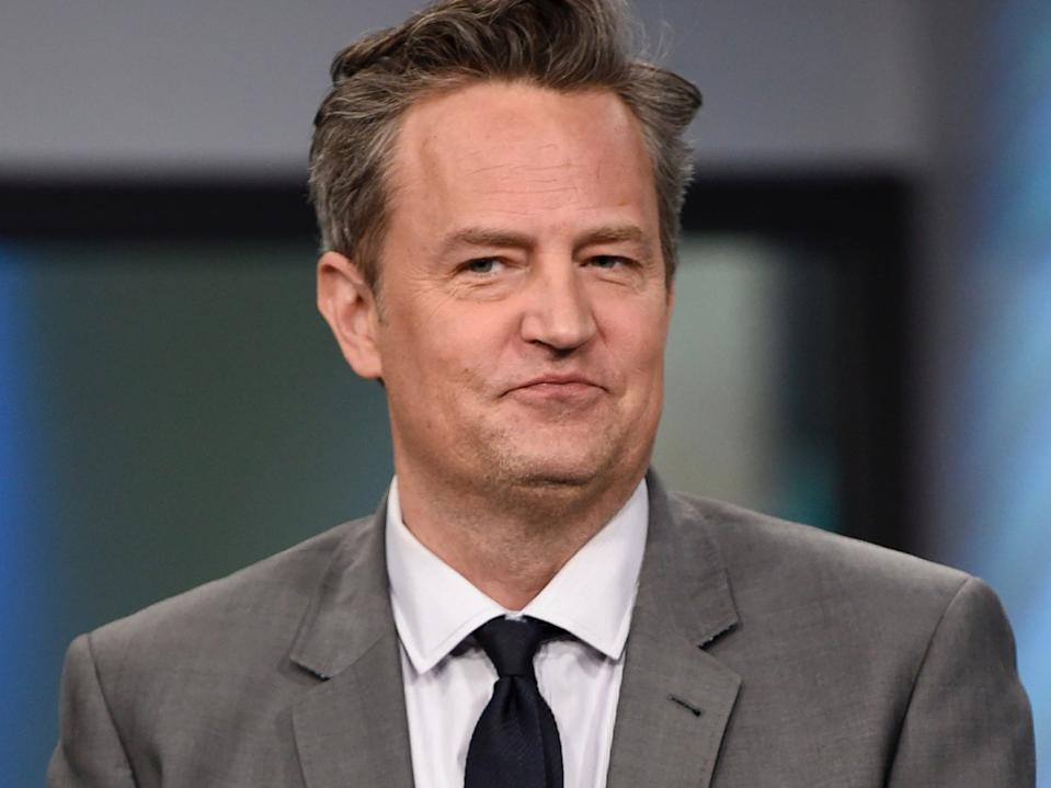 matthew perry march 2017