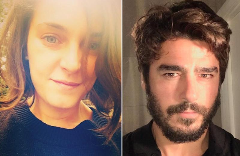 Emma Perrier ended up in a relationship with Adem Guzel: Instagram