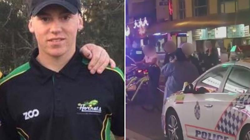 A 15-year-old boy was charged over the death of 17-year-old Jack Beasley. Source: Go Fund Me/Nine News.