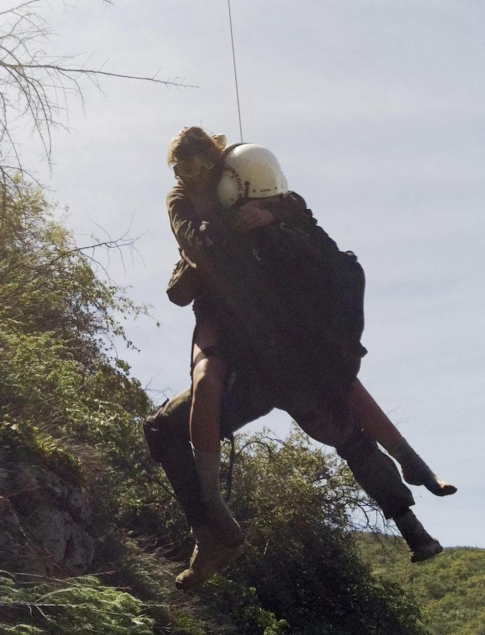Drug find means hikers may be charged for search