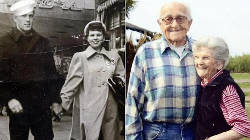 Real-Life 'Notebook' Couple Dies Hand-in-Hand