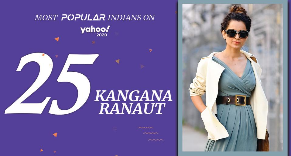 Kangana Ranaut (born 23 March, 1987) <br>Indian Actor