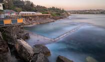 """<p><strong>Give us the wide-angle view: what kind of beach are we talking about?</strong></p> <p>Coogee's Wylie's Baths is a large, heritage-listed ocean tidal pool with sweeping sea views.</p> <p><strong>How accessible is it?</strong></p> <p>Wylie's is a five-minute stroll south of Coogee along the coastal walkway.</p> <p><strong>Decent services and facilities, would you say?</strong></p> <p>Wylie's has a welcoming cafe on its upper tier with changing rooms alongside. Massage by the Sea offers outdoor treatments on the deck and there are alfresco yoga, Pilates, meditation and fitness classes.</p> <p><strong>How's the actual beach stuff—sand and surf?</strong></p> <p>It's a """"living pool"""" with a natural rock bottom that's home to marine creatures, including fish and crabs, surrounded by a stone lounging area. Wylie's, in addition to nearby Bondi Icebergs and Murray Rose pools, can be chilly as they're ocean or harbor dips, so bring a rash shirt. All get crowded on warm weekends.</p> <p><strong>Can we go barefoot?</strong></p> <p>Yes, but reef shoes are a good idea. You'll find inviting loungers, umbrellas, and shaded areas at the swimming pools.</p> <p><strong>Anything special we should look for?</strong></p> <p>Look out for sea urchins underfoot at Wylie's (staff can help remove spines). Bring a snorkel if you'd like to scope below the waves. Check for special events online in case of closure.</p> <p><strong>If we're thinking about going, what—and who—is this beach best for?</strong></p> <p>Fresh early-morning swims are a Sydney ritual, and the city's wonderful pools are an essential experience. Wylie's is calmest for lap swimming around low tide; high tide can create more swell with rougher water.</p>"""
