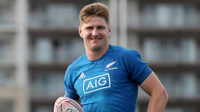 Jordie Barrett will demonstrate his versatility by stepping in to take over as fly-half when New Zealand play minnows Namibia.