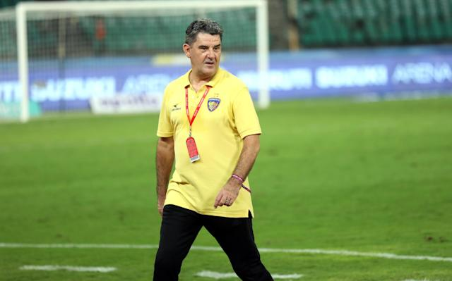 Chasing Chennaiyin's first win of the season, Gregory feels optimistic about their chances against Hyderabad FC...