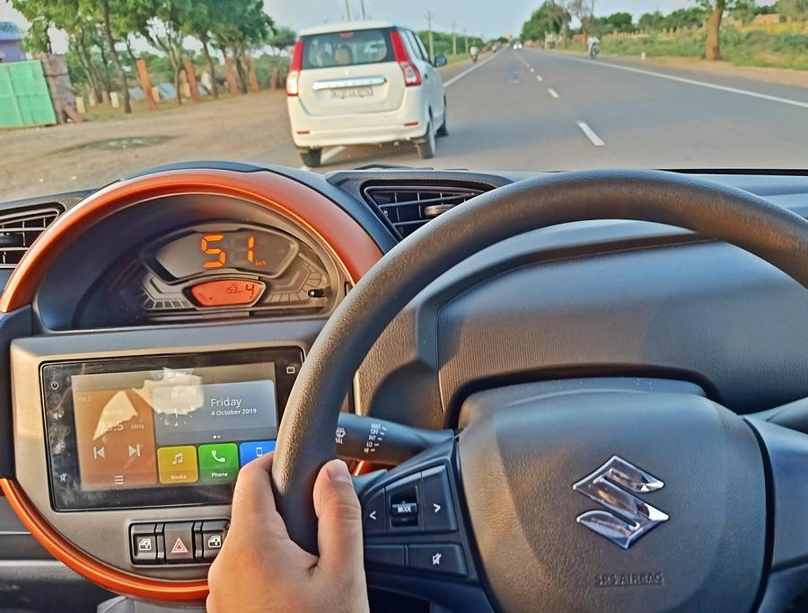 S-Presso is priced from Rs 3.6 to Rs 4.9 lakh while the WagonR is priced from Rs 4.3 lakh to Rs 5.9 lakh. The S-Presso is the more fun car her with a better looking cabin plus the feature list is also decent.