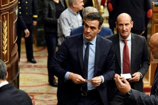 Spain's Prime Minister Pedro Sanchez is still trying to work up support for his proposed coalition government with the radical leftwing Podemos
