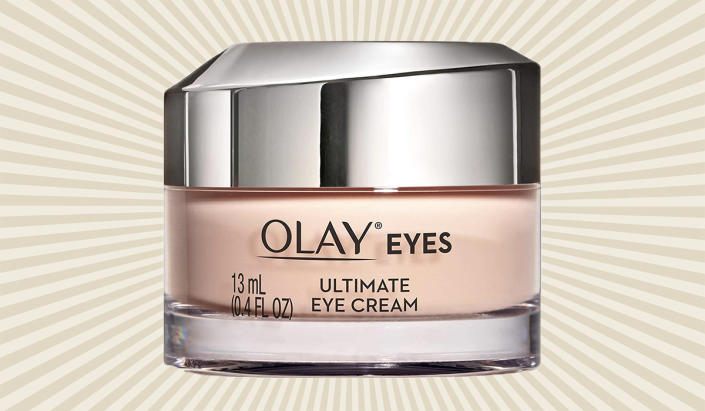 You're still young enough to go to Coachella; why shouldn't your eyes look young too? Let Olay help. (Photo: Amazon)