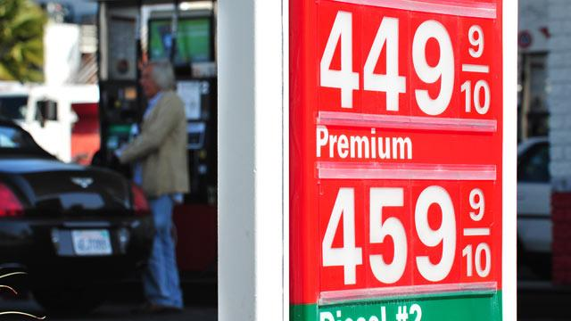 Gas Prices Spiked By Speculators, Congressmen Claim
