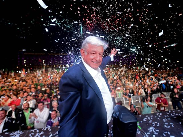Andres Manuel Lopez Obrador's win in Mexico could be a gift or a curse for relations with America