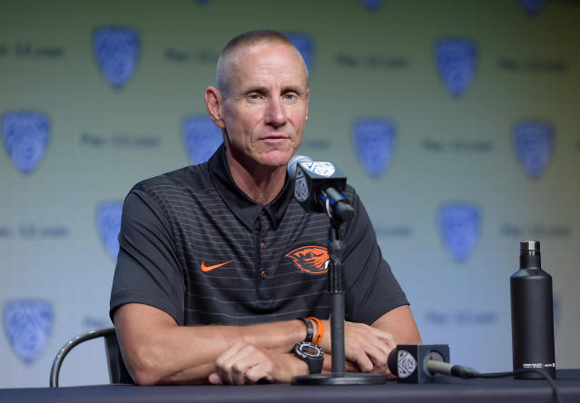 Gary Andersen is entering his third season at Oregon State. (AP)