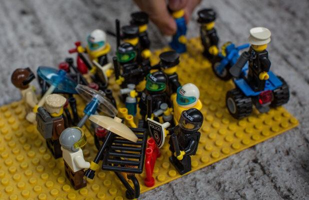 LEGO Scales Back Marketing on Police and White House Toys, Donates $4 Million to Fight Racism