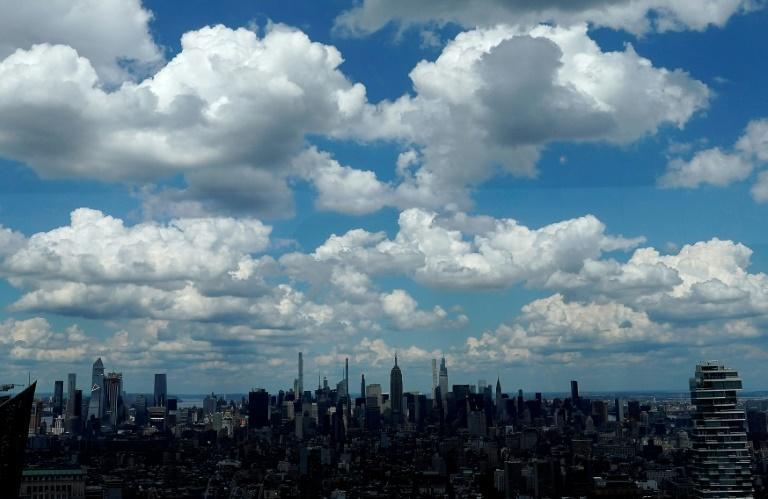 Blue skies ahead for New York City, which along with California, has dropped most virus curbs