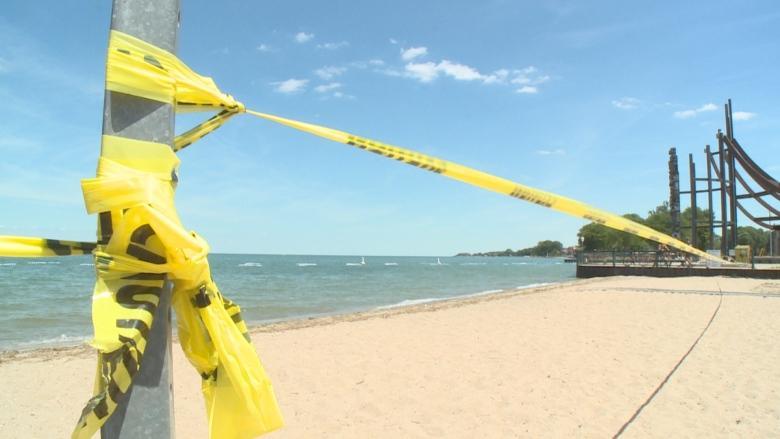 E. coli forces closure of two beaches in Windsor-Essex this week
