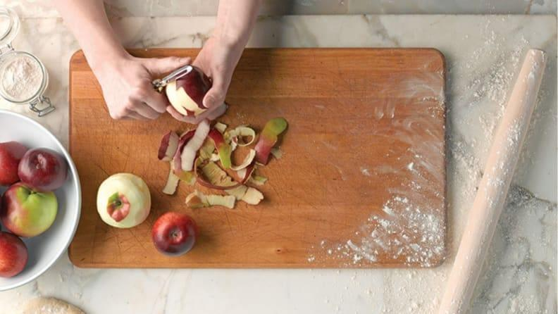 A rolling pan is a must-have for holiday baking.