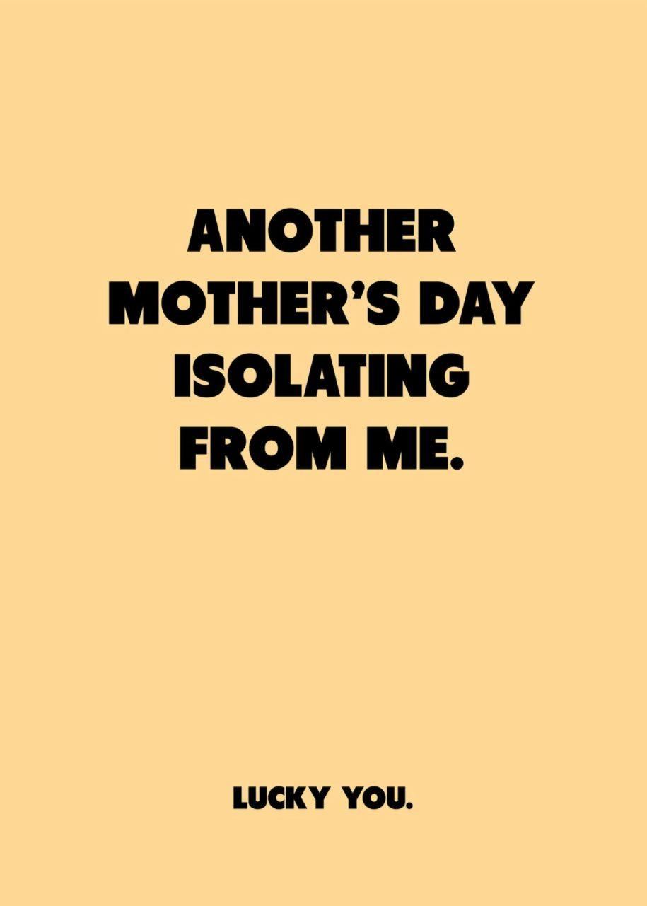 Lucky You Scribbler Mother's Day Card (Photo: Scribbler)