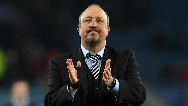 Benitez hails 'massive' Newcastle potential after Leicester win