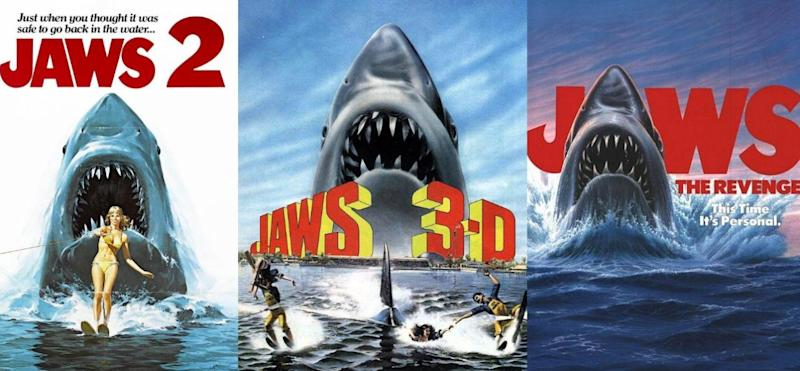 jaws 2 the revenge full movie