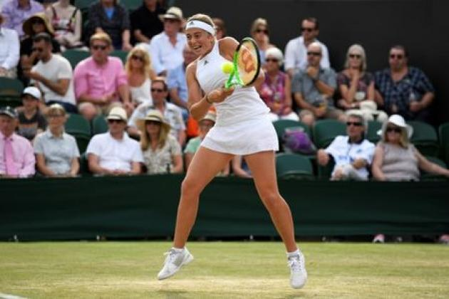 Tennis: Ostapenko stays on course for momentous double