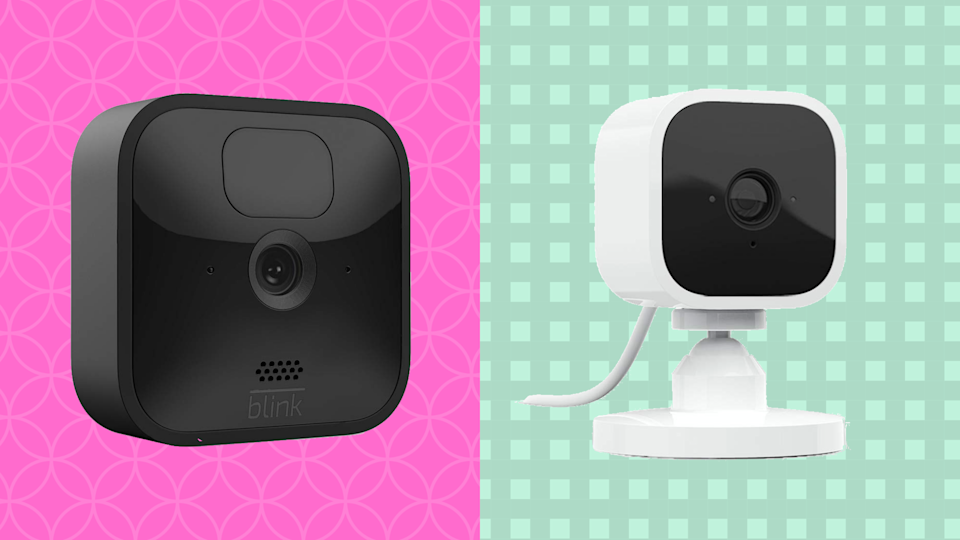 Save up to $30 on Blink's Indoor and Outdoor smart home cameras! (Photo: Amazon)