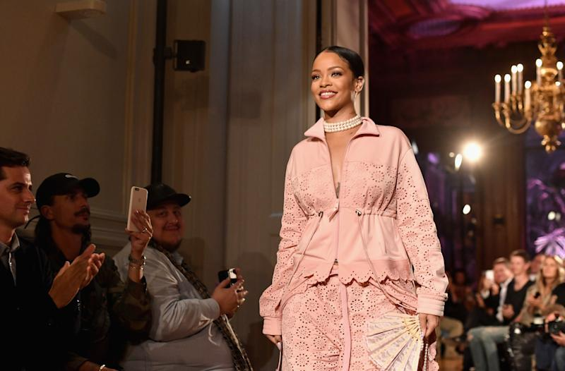 Cop Rihanna's Fenty x Puma Rococo Athleisure Collection Now