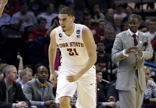 Iowa State unable to fully enjoy NCAA tourney win after losing Georges Niang to injury