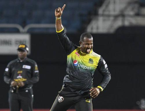 Dwayne Smith rediscovers his mojo while bowling in the CPL.