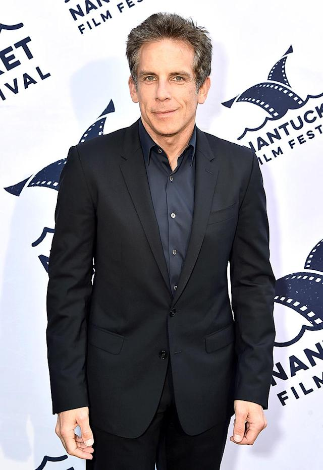 """<p>Funnyman Ben Stiller was first diagnosed with Lyme disease in 2010, which he suspects he contracted in Nantucket, Mass. Stiller <a href=""""http://www.hollywoodreporter.com/news/ben-stiller-zoolander-tower-heist-eddie-murphy-253286"""" rel=""""nofollow noopener"""" target=""""_blank"""" data-ylk=""""slk:told the Hollywood Reporter"""" class=""""link rapid-noclick-resp"""">told the<i> Hollywood Reporter</i></a> he was diagnosed after suffering from a long-term knee injury but was happy to report that he was doing better in 2011. """"I'm symptom-free now,"""" he said, """"but Lyme doesn't ever leave your system. It's a really tough thing."""" (Photo: Theo Wargo/Getty Images for Nantucket Film Festival) </p>"""