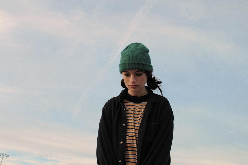 "Sara Kays released her debut EP, ""Camera Shy,"" last fall.  (Photo: Andrew Scott)"