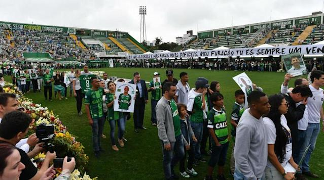 Last November, Demerson Bruno Costa remained in Brazil while his Chapecoense team-mates boarded that fateful flight to Colombia. Hes spoken to Vijhay Vick about the tragedy and a journey thats brought him to Malaysia