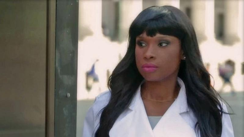 Jennifer Hudson Spoofs 'Scandal' for Obamacare