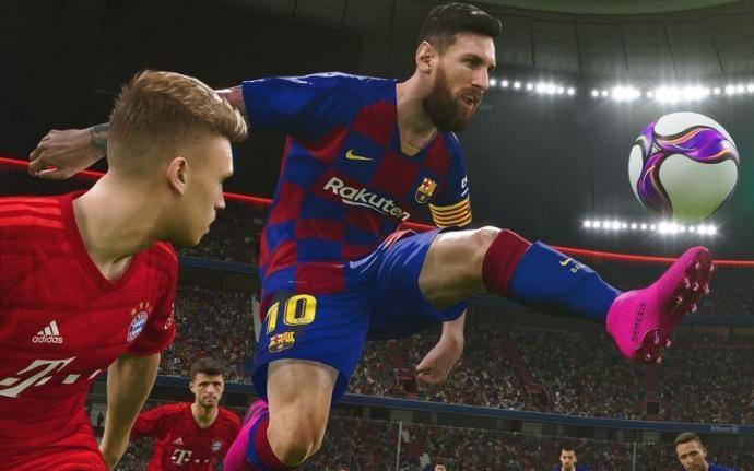 eFootball PES 2020 is out now for PS4, Xbox One and PC