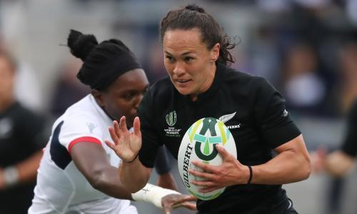 Rugby union: New Zealand's national women's side receive historic paid contracts