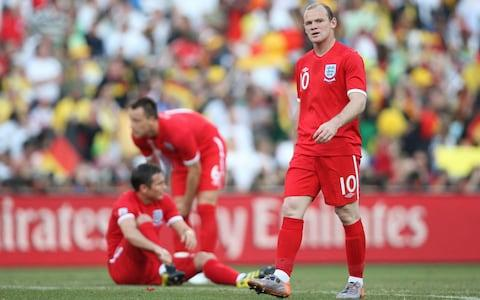 England lose - Credit: action images