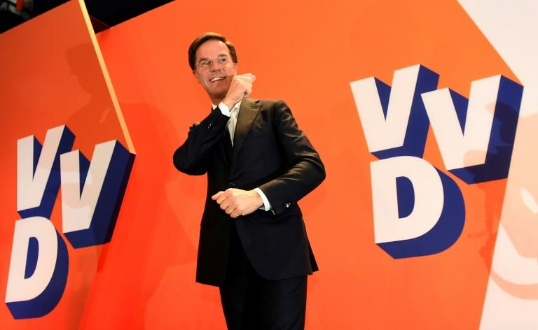 Mark Rutte saw off a strong challenge from the far-right to clinch a third term in power