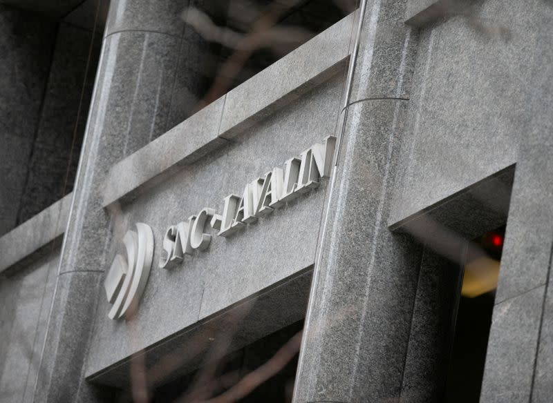 Canada's SNC-Lavalin unit pleads guilty to fraud charge in Libya case