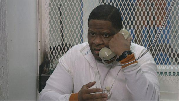 PHOTO: Rodney Reed, 51, has spent the last 21 years on death row for the 1996 murder of Stacey Stites. (ABC)