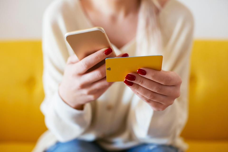 Customers will be able to see incoming payments and direct them to any card or bank account of their choosing. Source: Westend61/REX/Shutterstock