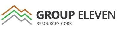 Groupe Eleven Logo (CNW Group/Group Eleven Resources Corp.)