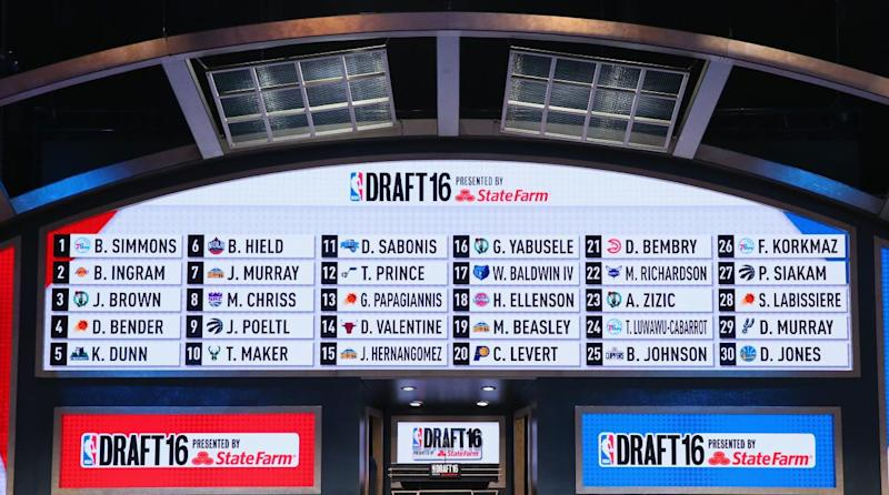 76ers and Celtics agree to deal for No 1 pick