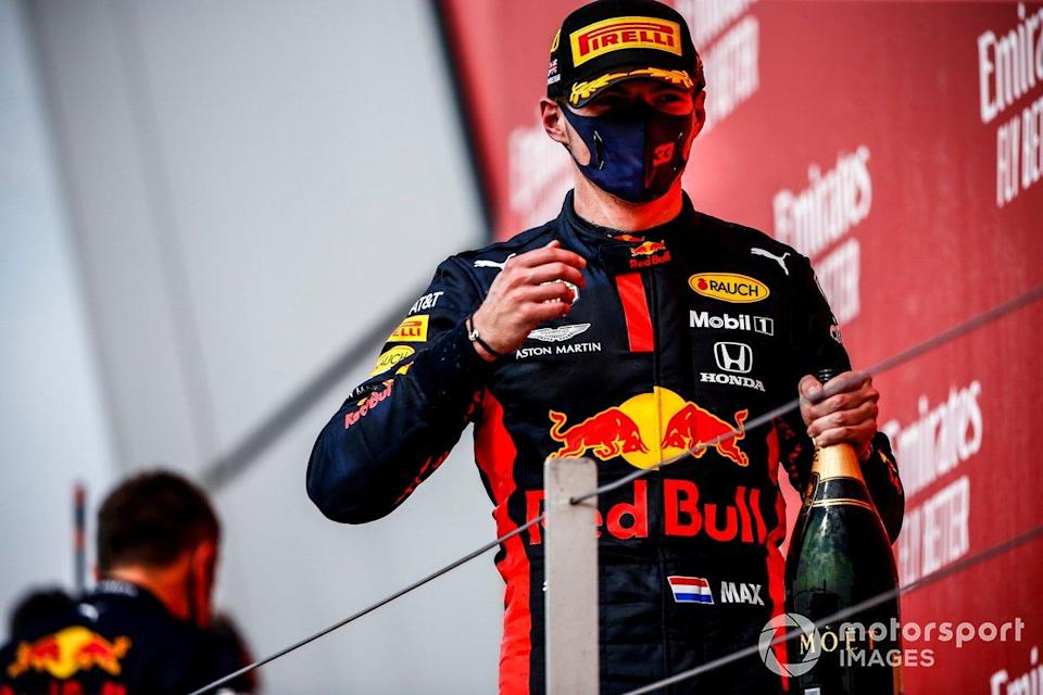 """Silverstone 2: Max Verstappen (Red Bull)<span class=""""copyright"""">Andy Hone / Motorsport Images</span>"""